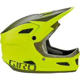 Giro Disciple MIPS Helmet matte citron/olive